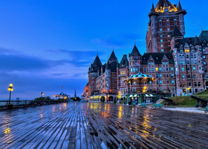 8 Days in East Canada