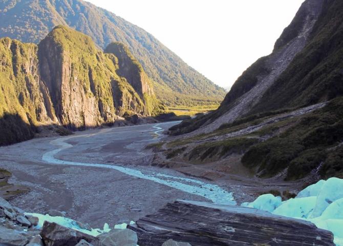 Glacier Region