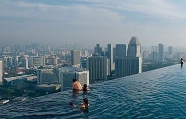 Singapore and Malaysia