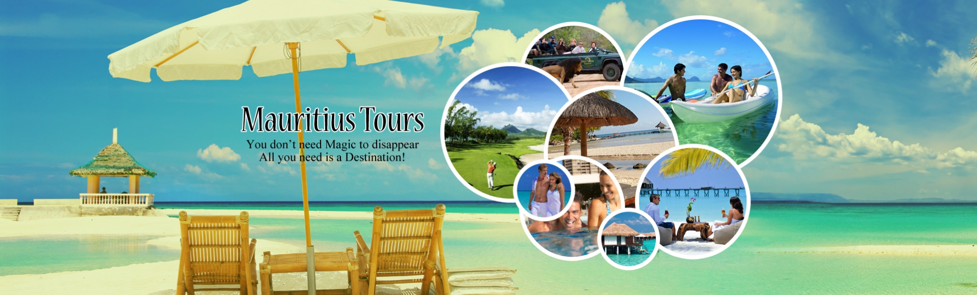 Mauritius for Vacation Tour